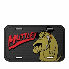Placa_de_Metal_Muttley_Corrida_333