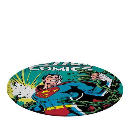 Prato Giratorio Super Homem Dc Comics