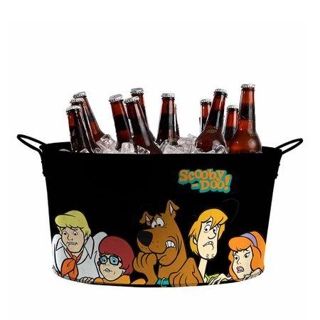 Balde de Gelo de Metal Scooby Doo