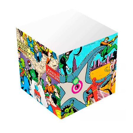 Caderno de Anotacoes Super Herois DC Comics