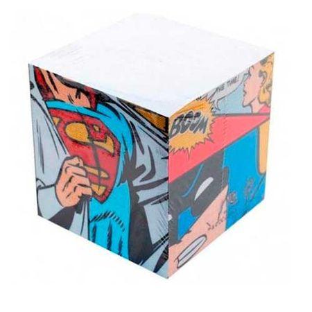 Caderno de Anotacoes Super Homem DC Comics