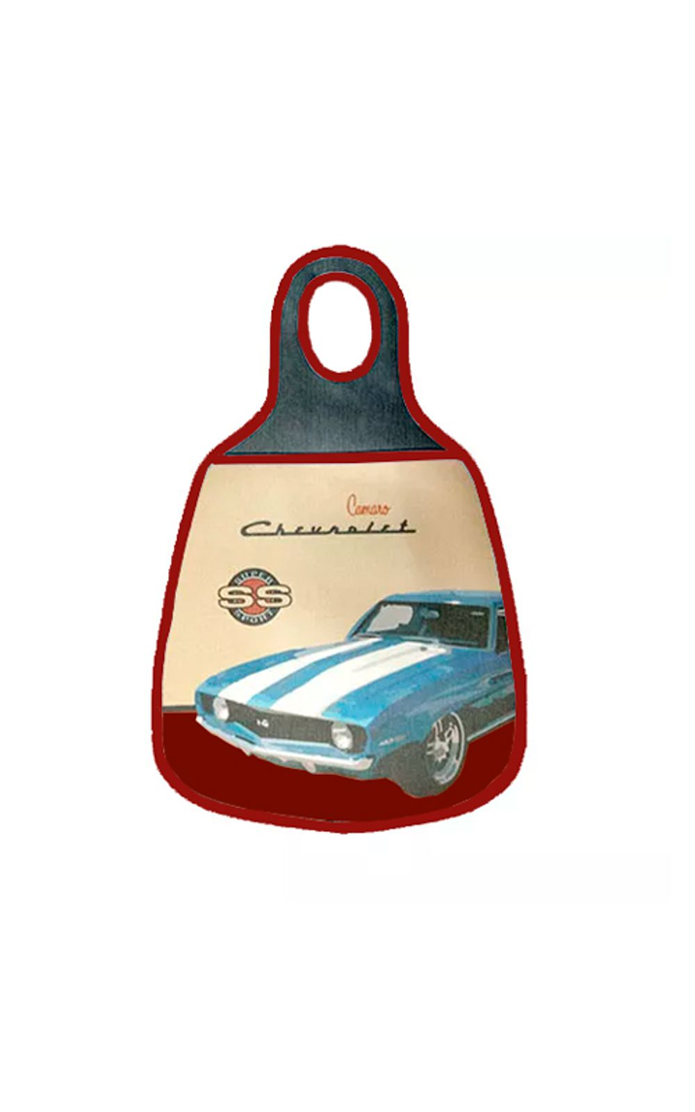 Foto 1 - Lixeira para Carro Camaro GM Chevrolet Vintage