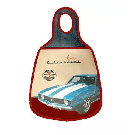 Lixeira para Carro Camaro GM Chevrolet Vintage