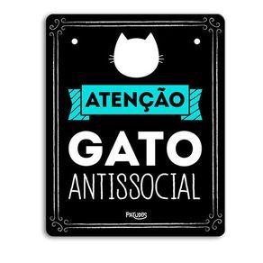 Placa_Gato_Antissocial_346