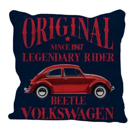 Almofada Carro Fusca Legendary Volkswagen