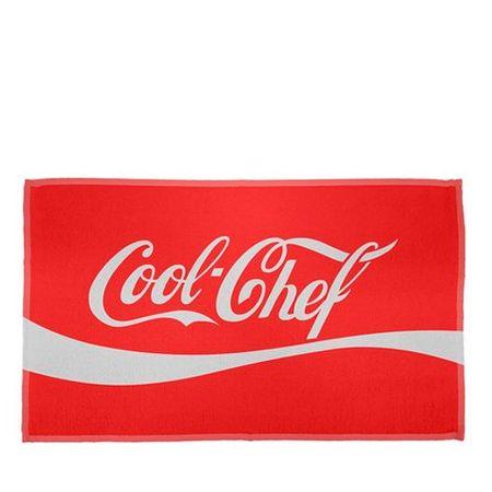 Pano de Prato Coca Cola Cool Chef