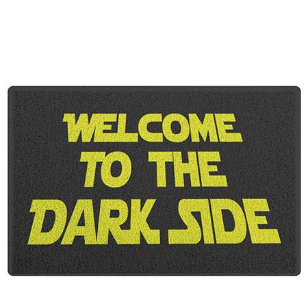 Capacho Welcome to the Dark Side Star Wars - 60 x 40