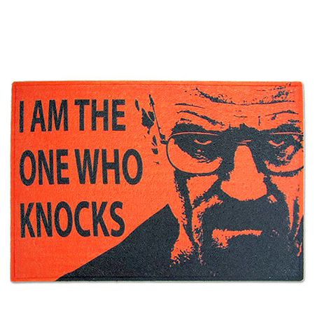 Capacho Who Knocks Breaking Bad Heinsenberg