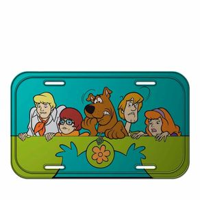 Placa_de_Metal_Scooby_Doo_Hann_156