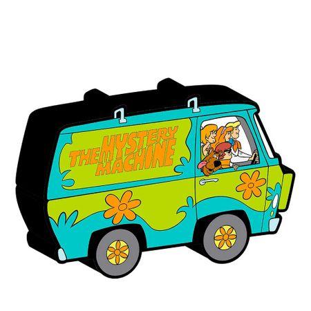 Cofre Scooby Doo Hanna Barbera