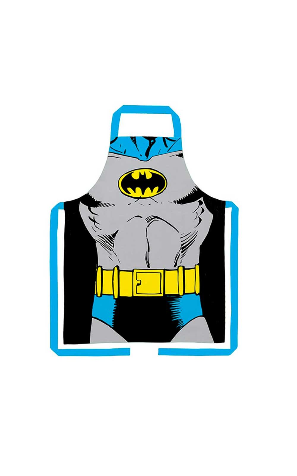 Foto 1 - Avental de Cozinha Batman DC Comics