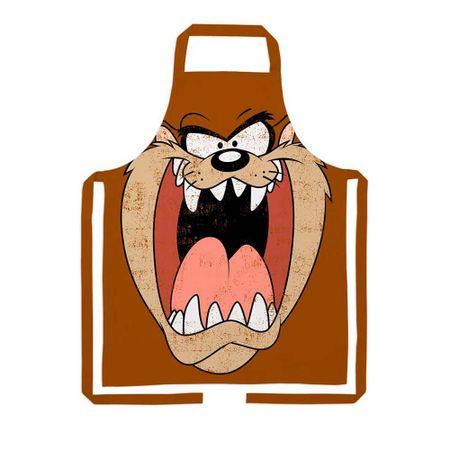 Avental de Cozinha Taz Mania Looney Tunes