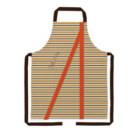 Avental De Cozinha Chaves Colorido