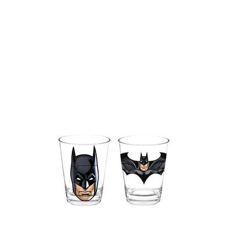 Conjunto de Copos Batman - 2 peças