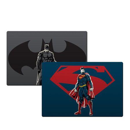 Jogo Americano Superman / Batman - 2 peças