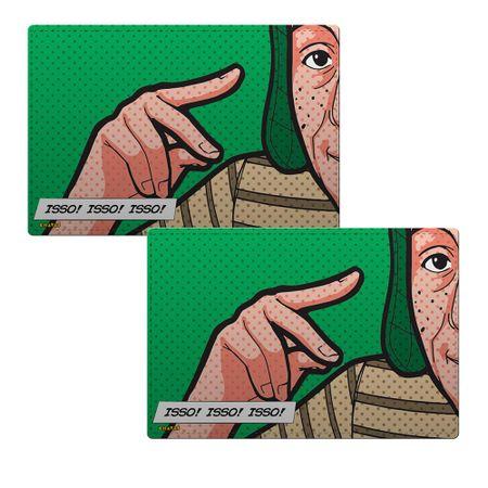 Jogo Americano Chaves - 2 peças